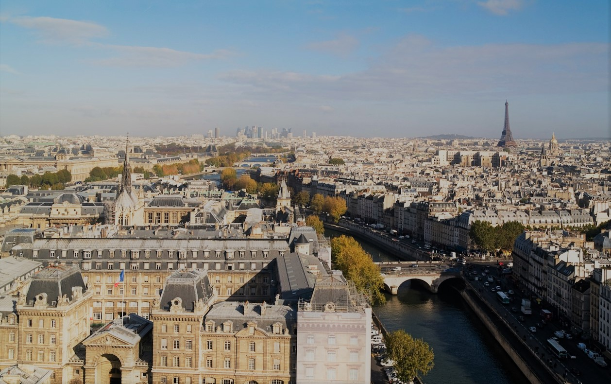 Jimmy Parat parle de l'urbanisme progressif de Paris